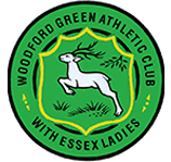 Woodford Green A.C. with Essex ladies